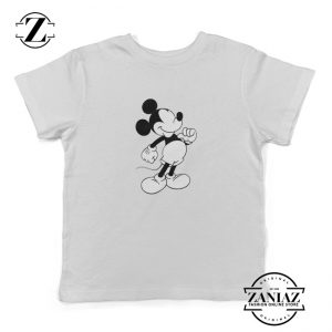 Cheap Mickey Mouse Minnie T-Shirt Kids Disney