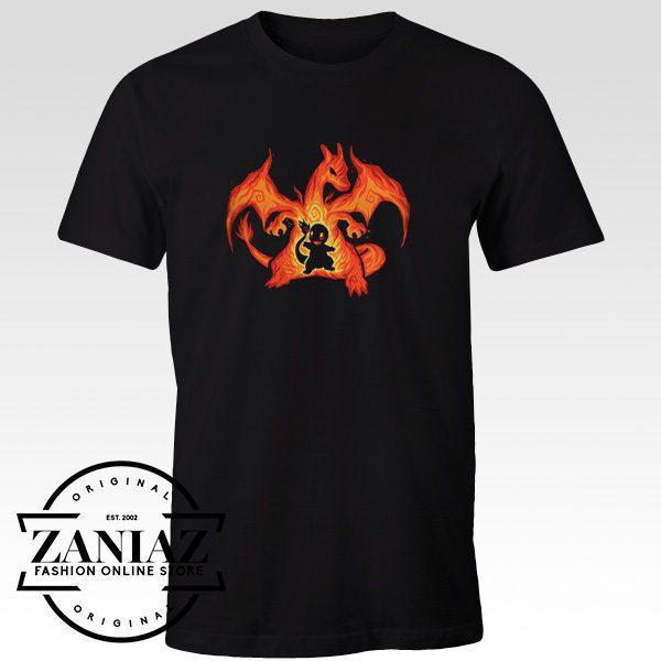 Cheap T-Shirt Fire Dragon Evil Within Funny Teeshirt