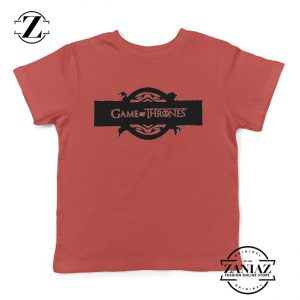 Cheap T-Shirt Kids Game Of Thrones Logo Kids