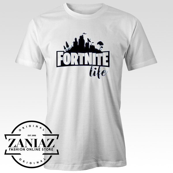 Cheap Tee Fortnite Apparel Game t-shirt for Man or Woman