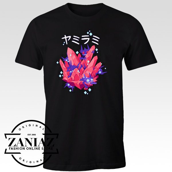 Cheap Tee Shirt Darkness Sableye Pokemon Gift