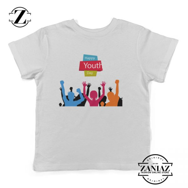 Cheap Youth Tee Carnival Youth Party Kids T-Shirt