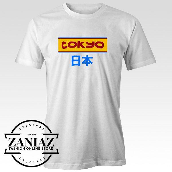 Custom Cheap Tee Shirt Tokyo T-Shirt Adult Unisex