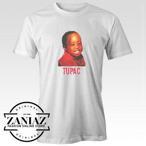 Custom Cheap Tee Shirt Young Tupac Shakur T shirt
