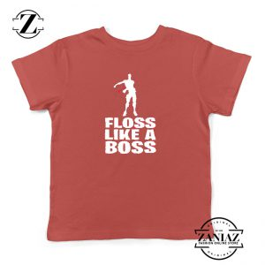 Fortnite Gamer Floss Like a Boss Youth Shirt
