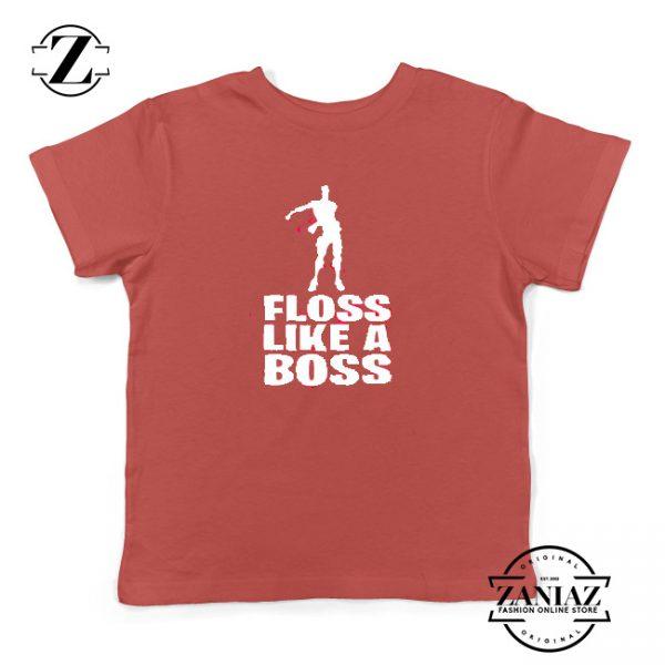 Fortnite Gamer Floss Like a Boss Youth Shirt