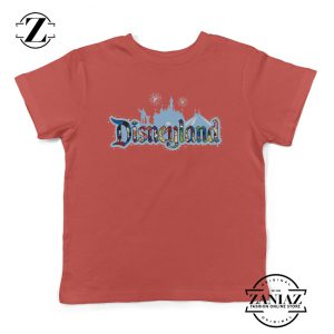 Hong Kong Walt Disney World Disneyland Shirt Kids