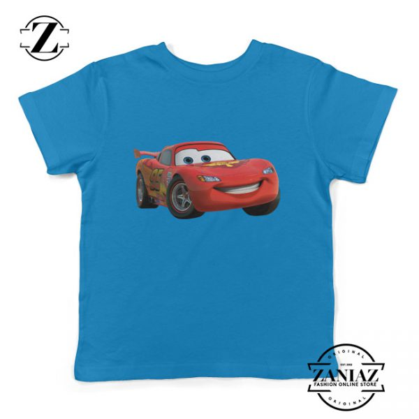 Lightning McQueen Disney Cars T-Shirt kids
