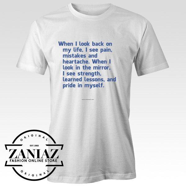 Lyrics Music Tee Song Turn Back Time Aqua T-Shirt