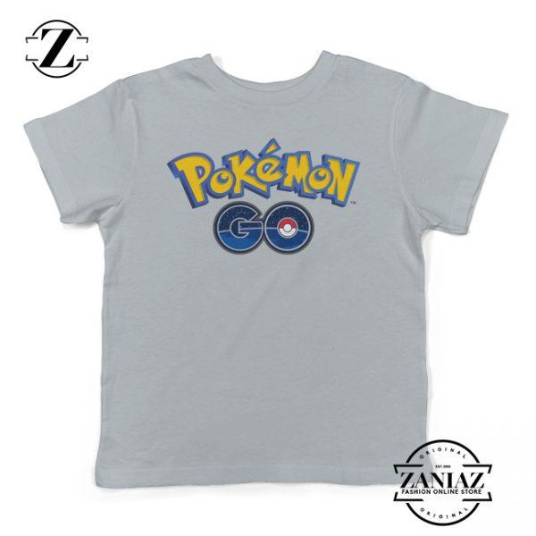 Pokemon GO Kids Shirt The Pokemon Toddler Tee
