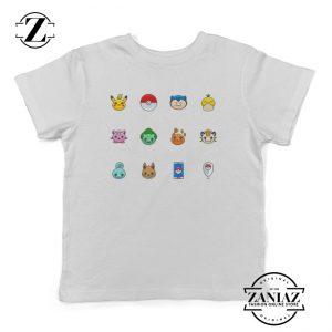 Pokemon GO Youth Tee Icon Pokemon Kids T-Shirt