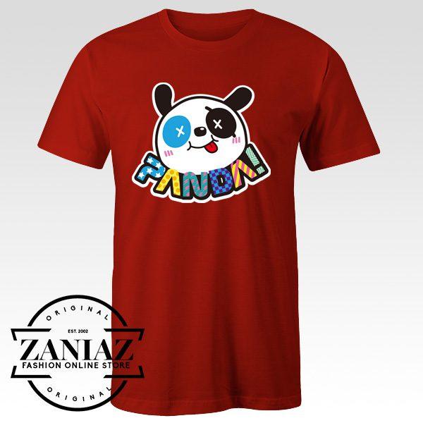 Buy Cheap Giant Panda T-shirt Cartoon Cuteness