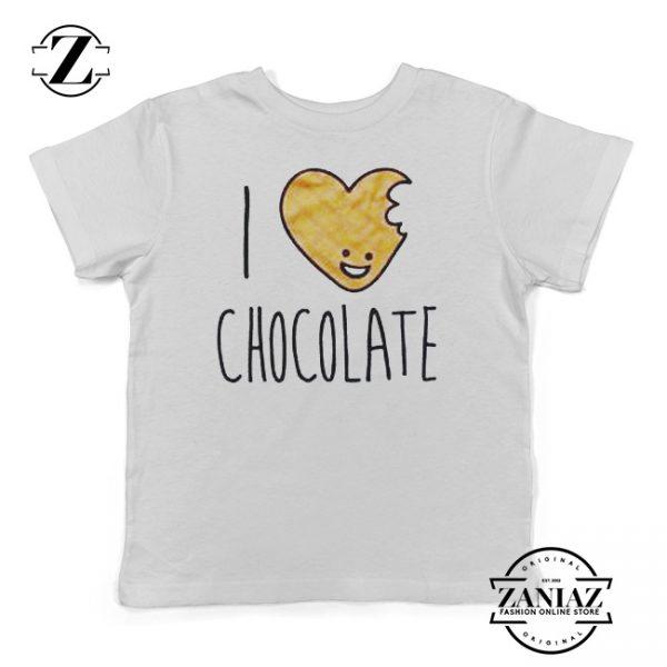 Buy Cheap Kids Shirt Chocolate Lovers Youth Shirt