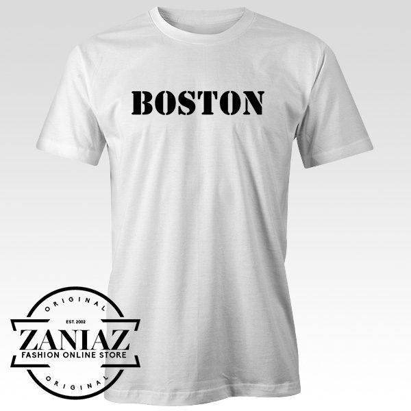 Buy Cheap Tee Shirt Boston Quotes Funny Tshirt