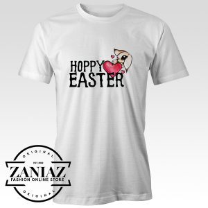 Buy Hoppy Easter Shirt Gift Tee Shirt Adult Unisex