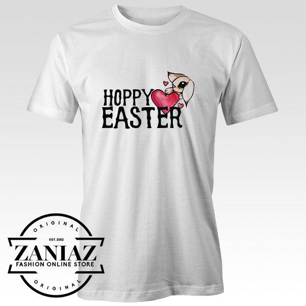 Buy Hoppy Easter Shirt Gift Tee Shirt Adult Unisex