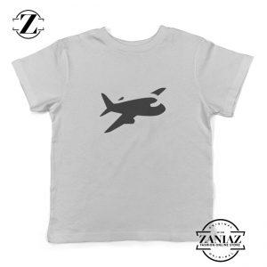 Buy Kids Shirt Airplane Icons Symbol Transportation