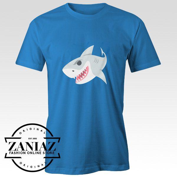 Buy UNISEX Shirt Sharky Squad Tee Shirt Adult