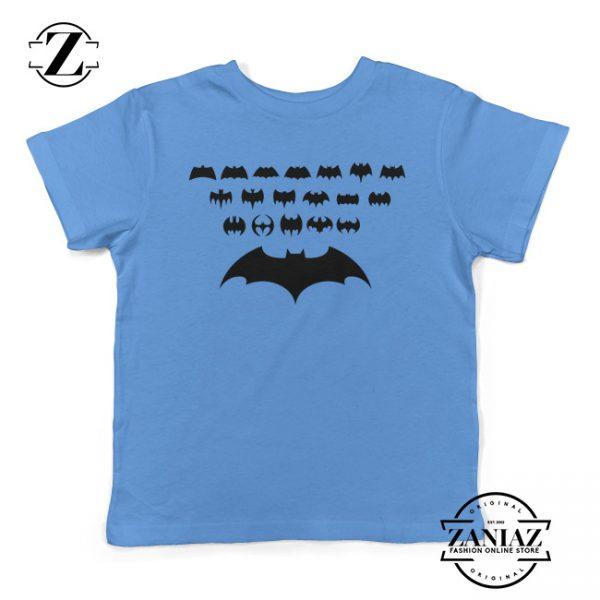 Cheap Batman Logo Kids Shirt Gift Tee for Youth