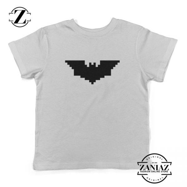 Cheap Kids Tee Shirt Batman Logo Birthday Shirt