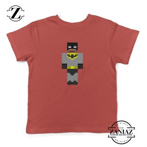 Cheap Kids Tee Shirt Minecraft Batman Mod Skin