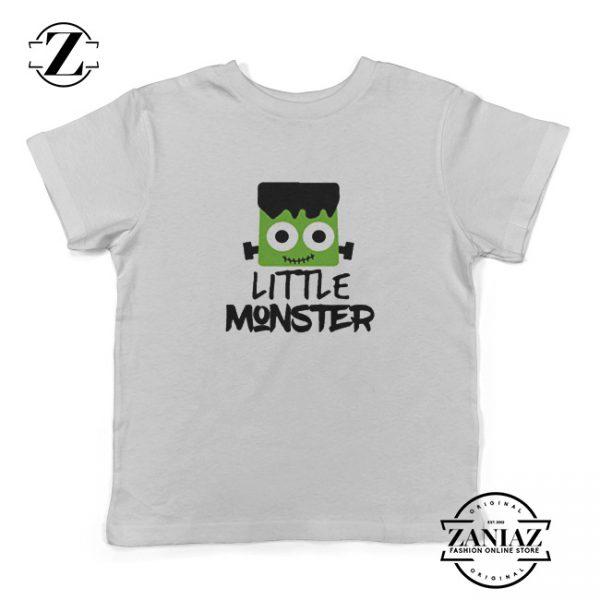 Cheap Little Monster Hallooween Gift Kids Shirt