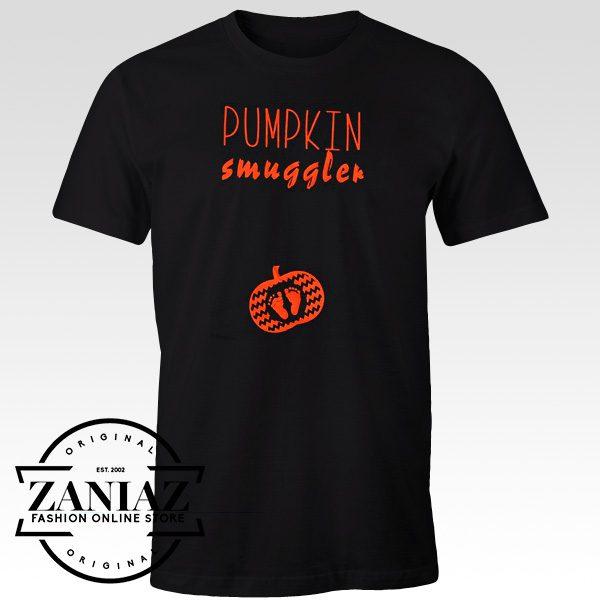 Cheap Shirt Halloween Pumpkin Smuggler Tee Shirt