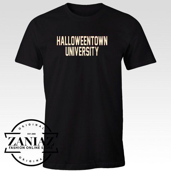 Cheap Shirt Halloweentown Univeristy Gift Tee