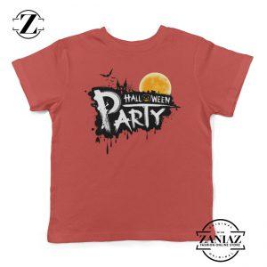Cheap Toddler Tee Shirt Halloween Party Kids Shirt