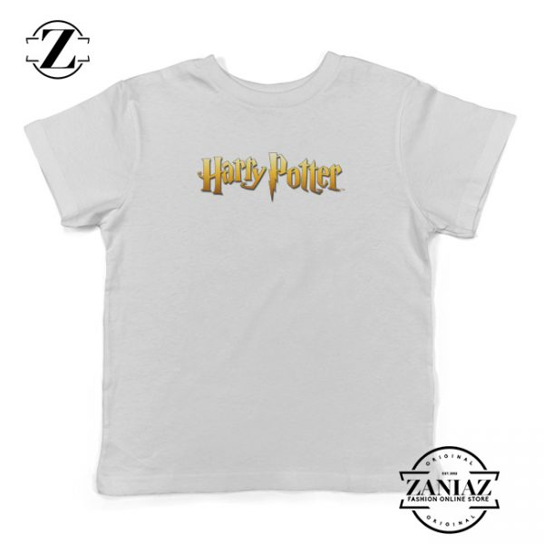 Cheap Youth Shirt Harry Potter Logo Kids T-shirt