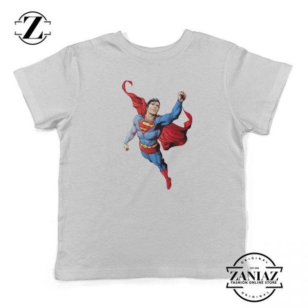 Clark Kent Youth Tee Superman Caracter Kids Shirt