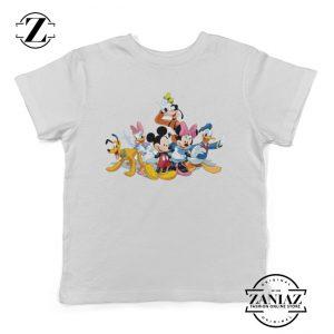 Disney Caracter T-shirt The Walt Disney Kids Shirt