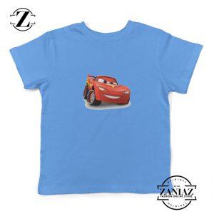 Disney Kids Shirt Lightning McQueen Toddler Tee
