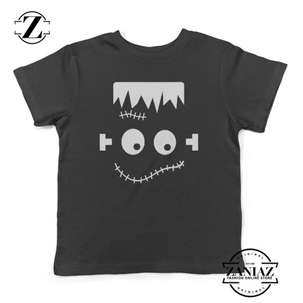 Frankenstein Kids Shirt Toddler Hallooween Clothes