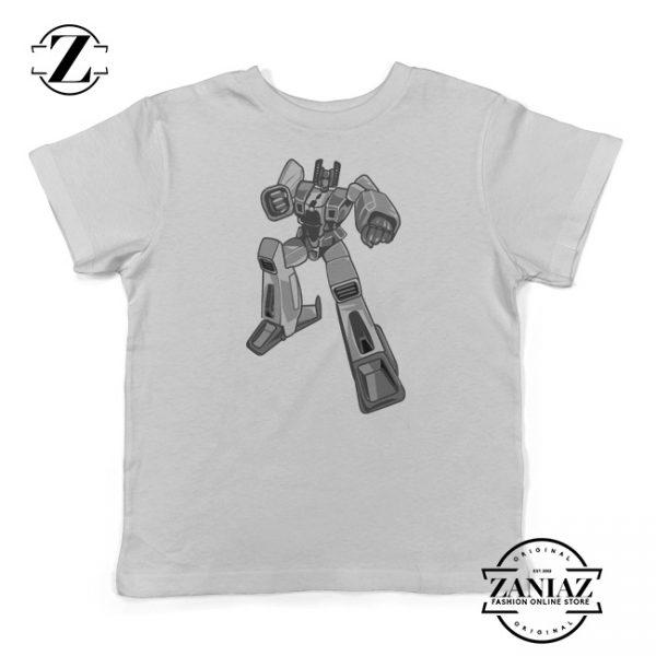 Gift Youth Tshirt Robot Transformers Kids Tee Shirt
