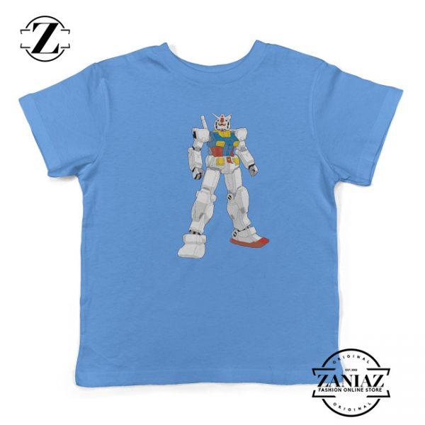 Gundam Euclidean Youth Tee Transformers Kids Tee