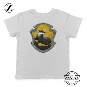 Helga Hufflepuff Kids Shirt Harry Potter Youth Tee