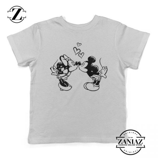 Kids Shirt Cartoon Wedding Disney Mickey Mouse