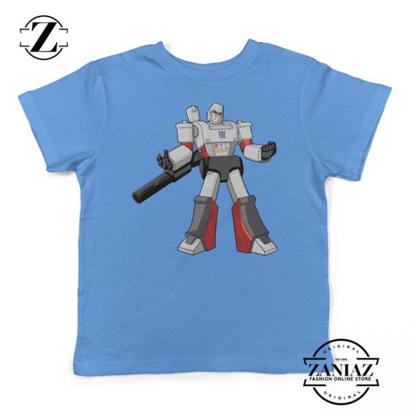Kids Shirt Megatron Optimus Prime Transformer