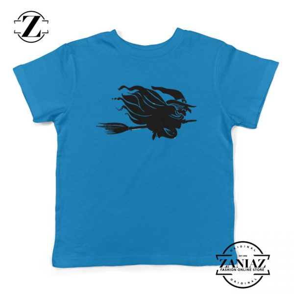 Kids Tee Halloween Witch 31 October Youth Tshirt