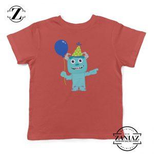 Kids Tshirt Disney Character Baby Monster Shirt Kids