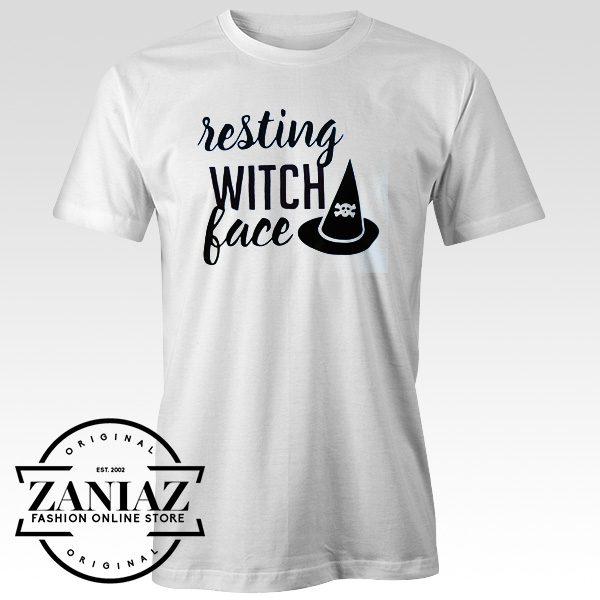 Resting Witch Face Shirt Hallooween Gift Shirt