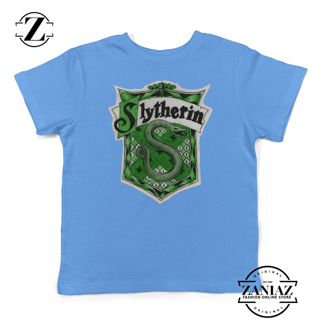 Slytherin House Tee Kids Harry Potter Toddler Tee Cheap Kids Clothes