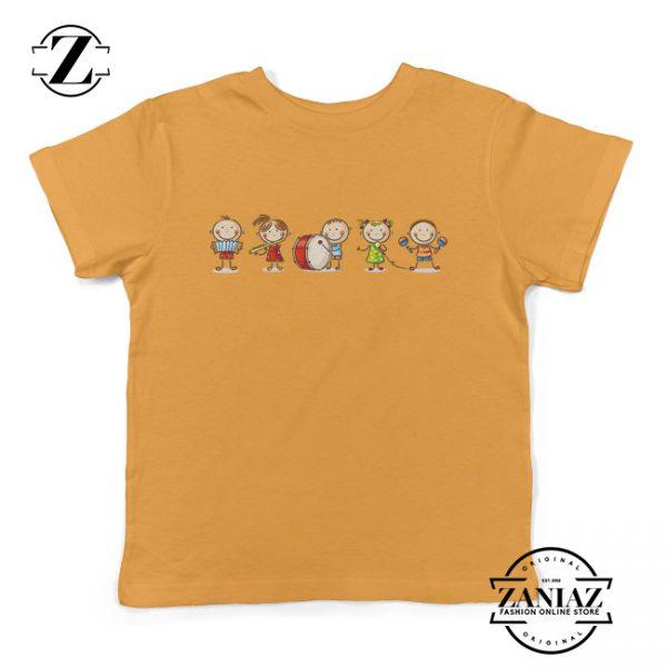 Buy Youth Tee Child Cartoon Play Cute Kids Tshirt
