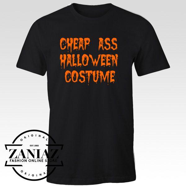 Buy Cheap Ass Halloween Costume T-Shirt Adult