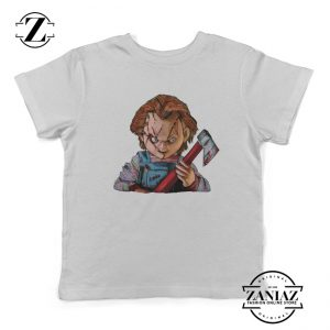 Buy Cheap Chucky Halloween Gift Kids Tee Shirt