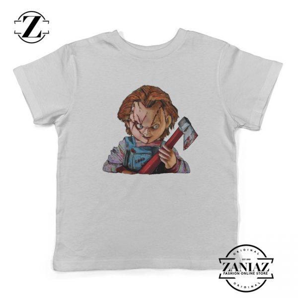 Buy Cheap Chucky Halloween Gift Kids Tee Shirt