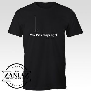 Buy Cheap Funny Math Shirt Right Angle T-shirt