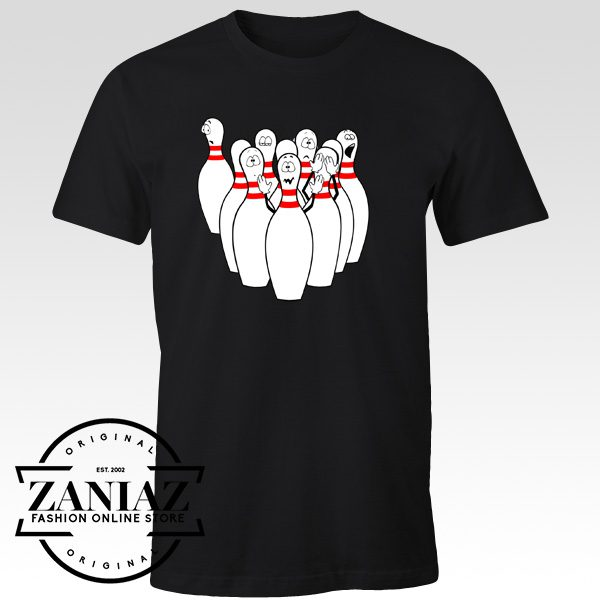 Buy Cheap Funny Shirt Bowling Tee Shirt Adult