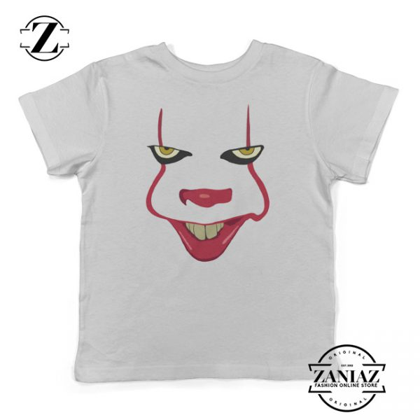 Buy Cheap Halloween Kids T-Shirt Pennywise Face